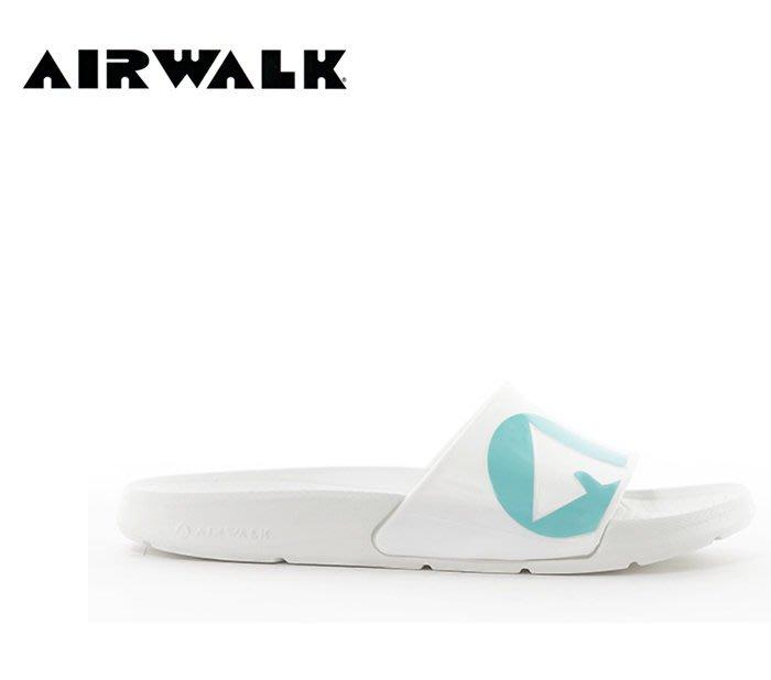 【DREAM包包館】AIRWALK EVA 拖鞋 A511220201 白色 男女款