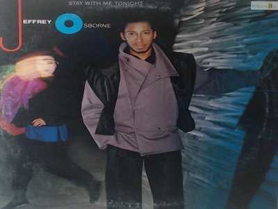 4-28-6R&B-傑佛瑞奧斯朋Jeffrey Osborne:Stay With Me Tonight(AMG四星)