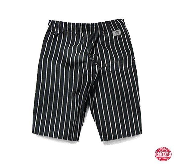 GOODFORIT / Red Kap Short Chef Pants日線廚師快乾鬆緊綁帶短褲