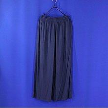 ~Tiffany~【下標結/日本品牌UNIQLO】深藍色 雙口袋 嫘縈涼感寬褲 另有 單身貴族/mango