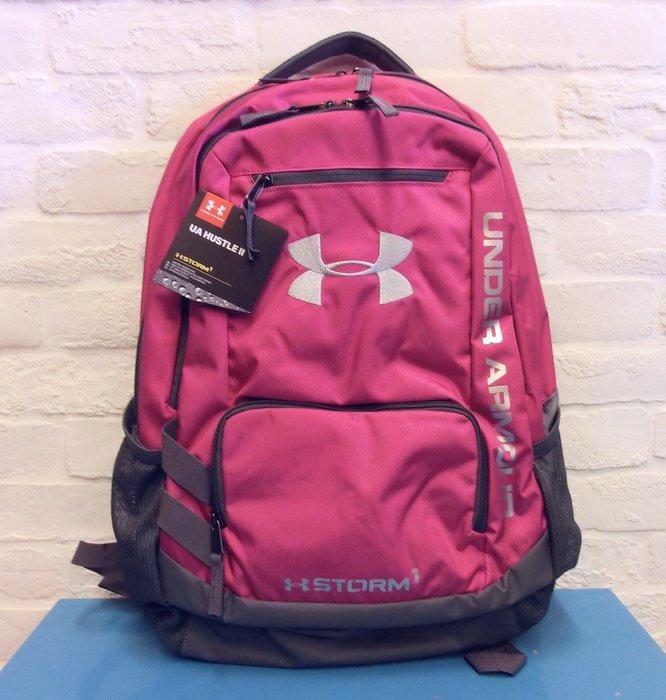 【新年新背包】~~UA STORM1 Hustle II雙肩背包 適合女性身形曲線的肩帶