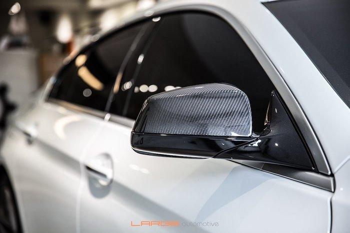 【樂駒】BMW F01 F02  原廠 大七 七系列 M Performance Carbon 後視鏡蓋 碳纖維改裝