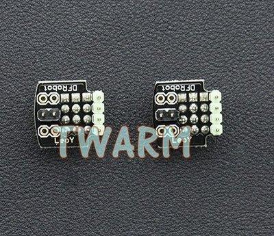 《德源科技》r) DFR原廠 Breadboard-Plugin 麵包板實驗插件(連接板) FIT428