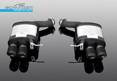 【樂駒】AC Schnitzer BMW F11 Touring F07 5GT 535i 排氣管 改裝 套件 黑色