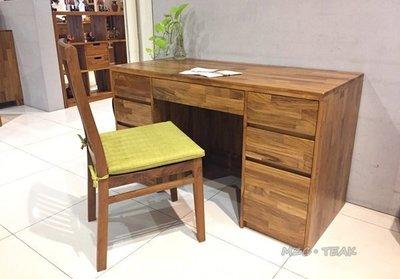 【美日晟柚木家具】柚木辦公桌.工作桌.柚木桌.原木桌 100%柚木 接受尺寸訂製