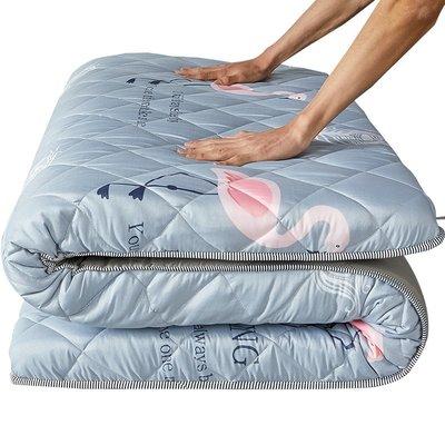 床墊 恒源祥學生床墊1.2m宿舍單人厚軟墊被0.9榻榻米可折疊夏床褥薄款小尺寸價格 中大號議價