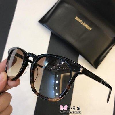 【小黛西歐美代購】YSL yves saint laurent 時尚商品 男款太陽眼鏡 顏色3 歐洲限量代購