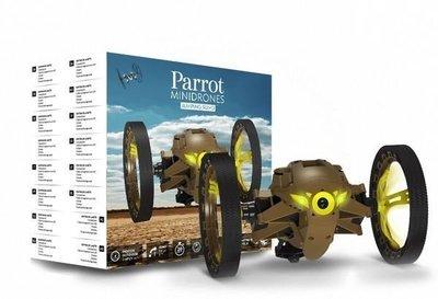 手機、平板操控/遙控汽車(派諾特)Parrot Jumping Sumo/可跳躍/彈射/即時攝影【馬尼行動通訊】