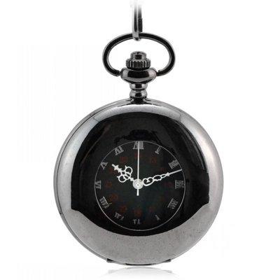 經典款槍黑光令XL144 復古懷表 機械懷表 男女士學生老人古董手表