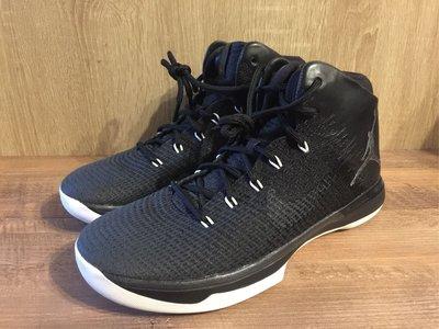 Nike Air Jordan XXXI 喬登 黑 31代 off Kobe James