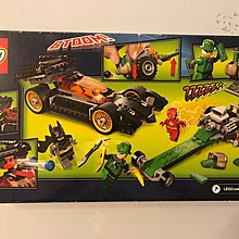 Lego 76012 Super Heroes Batman: The Riddle Chase