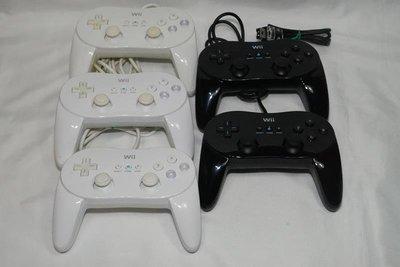 日本原廠 Wii 傳統手把Pro