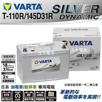 ✚久大電池❚ 德國 VARTA T-1...