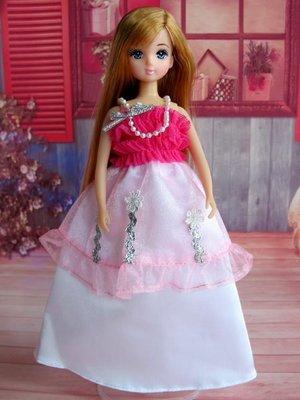 愛卡的玩具屋 ㊣莉卡娃娃 Licca 配件 禮服 款式1