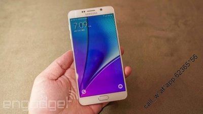 現貨出售 100% new Samsung Galaxy Note 5 三星