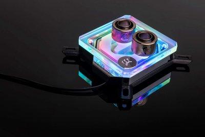 小白的生活工場*EK-Quantum Velocity D-RGB - Nickel + Plexi (INTEL版)