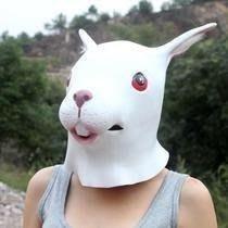 [808 MAGIC] 白兔頭套