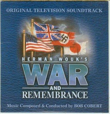 大戰與回憶(Herman Wouk's War and Remembrance)- Bob Cobert,美版W14-1