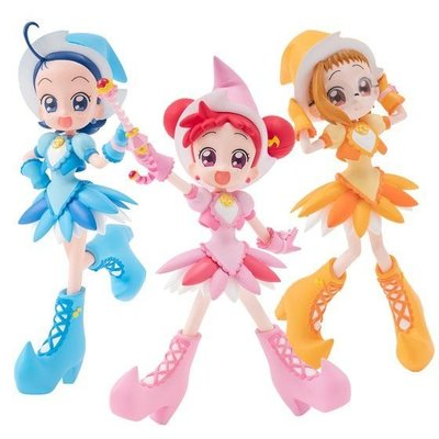 特價預訂小魔女DoReMi三人組 HG GIRLS MAGICAL DoReMi SET W/ SPECIAL GIFT
