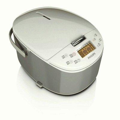 飛利浦 Philips 8人份 灶燒 觸控感應式電子鍋 HD3075