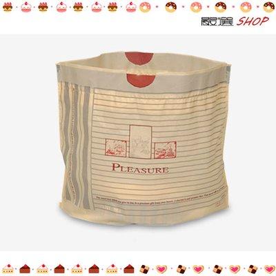 【嚴選SHOP】質感 16~18cm 6吋乳酪盒手提袋 拉拉袋 提拉米蘇 食品袋 蛋糕袋 包裝袋 慕斯【D071】