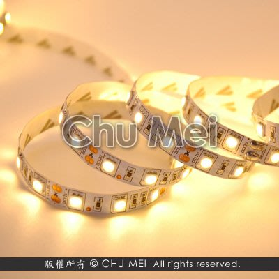24V-暖白光LED-5050-SMD軟條燈(裸板) - 暖白 led 軟條燈 軟燈條 條燈 燈條 .