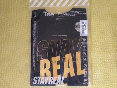 【T121】STAYREAL 真實無限黃金SR限定版 - 黑標S
