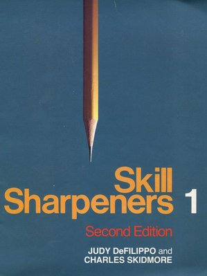 Skill Sharpeners 1~2《To strengthen skills in 》共2本書