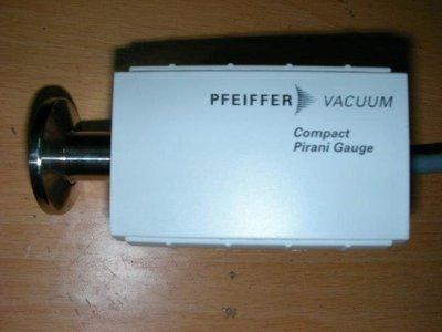 (泓昇)pfeiffer vacuum pirani gauge TPR265 PTR26750A 真空計 真空量測 耐酸鹼