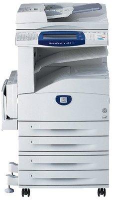 【小智】XEROX AP/DC-450i(影印+傳真+列印+掃瞄+雙面) 黑白多功能影印機(A3,中文)
