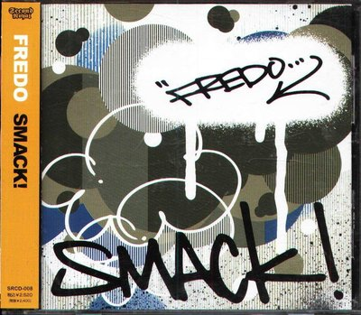 K - FREDO - smack ! - 日版