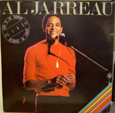 §小宋唱片§ 美版/Al Jarreau - Look To The Rainbow(Live)/二手西洋黑膠/兩片裝