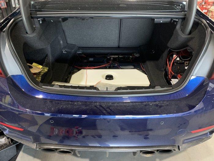 ☆光速改裝精品☆BMS BMW F3X F8X 專用 水噴桶 F30 F32 F80 320 328 M3 M4