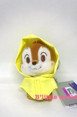 *B Little World * [現貨] 香港迪士尼園區限定/松鼠奇奇雨衣吊飾/東京連線