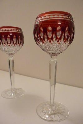 愛爾蘭品牌 Waterford 水晶酒杯 (2隻) Waterford Crystal Wine Glass (Set of 2)