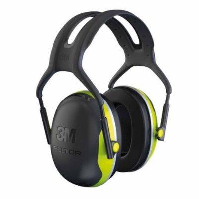 3M-X4A PELTOR頭戴式耳罩 防音耳罩 射擊耳罩 NRR值 27dB