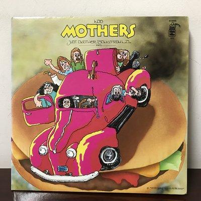 晨雨黑膠【西洋】美版/The Mothers of Invention – Just Another Band..