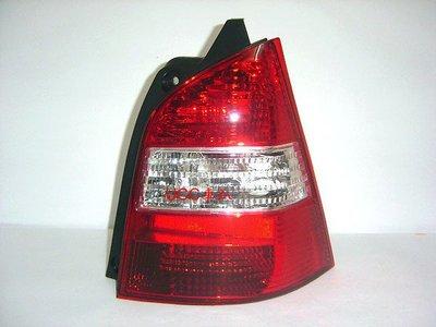 【UCC車趴】NISSAN 日產 LIVINA 07 08-10 11 12 原廠型 紅白尾燈 一組2000
