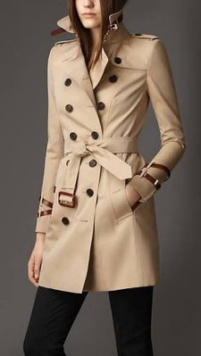 Burberry Trench Coat 全新 風衣 outlet帶回