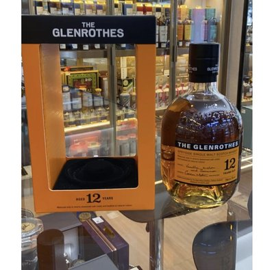The Glenrothes 12 Years Old - Soleo Collection(70cl , 40%)