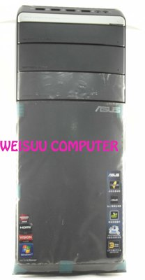 {偉斯電腦}ASUS M51BC 八核心 商務主機 AMD FX8300/1T/2G2獨顯/8G RAM