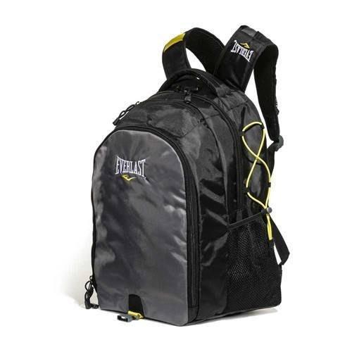 美國原裝Everlast拳擊背包 防潑水 特殊背帶設計 長時間背負雙肩不痠痛