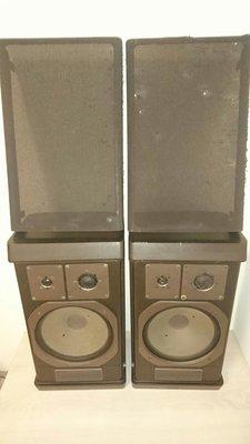 德製  Grundig Box M1500 三音路喇叭