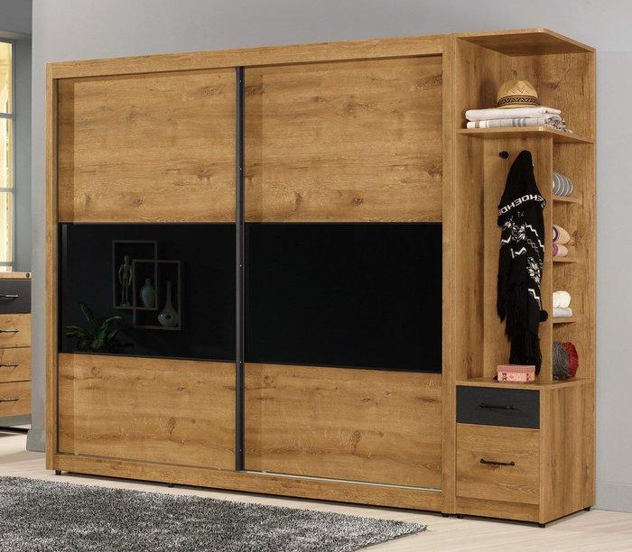 費利斯8.3尺拉門衣櫃😊暖暖屋傢俱傢飾😊