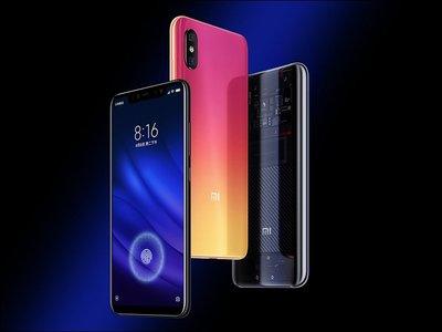 【國恆包保養】▀▀ Xiaomi 小米8 Pro屏幕指紋 ▀▀全新(有影片介紹)