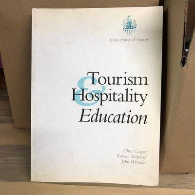 【二手書】Tourism Hospitality Education