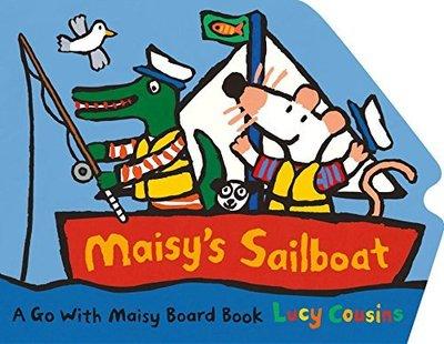 *小貝比的家*MAISY'S SAILBOAT /硬頁書/3~6歲