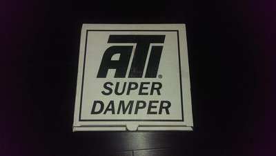 ATI super damper for 2JZGTE 曲軸 pully 普利,全車系歡迎洽詢訂購。