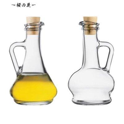 [新品]進口加厚無鉛玻璃油瓶 廚房收納...