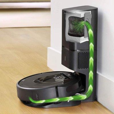 【竭力萊姆】預購 一年保固 美國原裝 iRobot Roomba i7+ 掃地機器人 吸塵器 自動倒垃圾